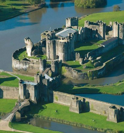 Caerhilly castle